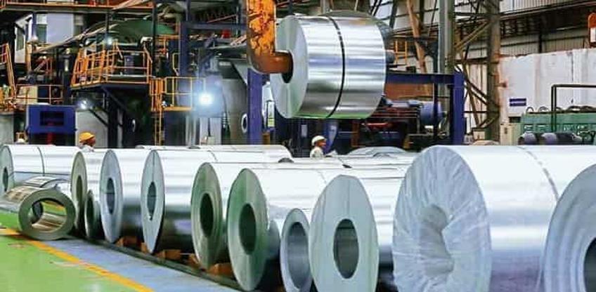 Steel industry witnesses demand revival