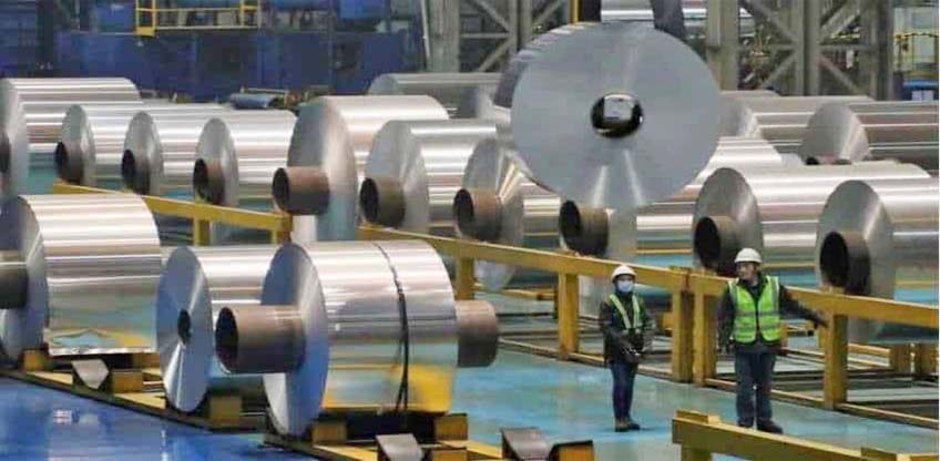 Nalco reaches a new 52-week high, while Hindalco, Tata Steel, and JSW Steel also rise